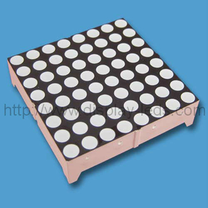 1,5 inci 8x8 Dual Color LED Dot Matrix